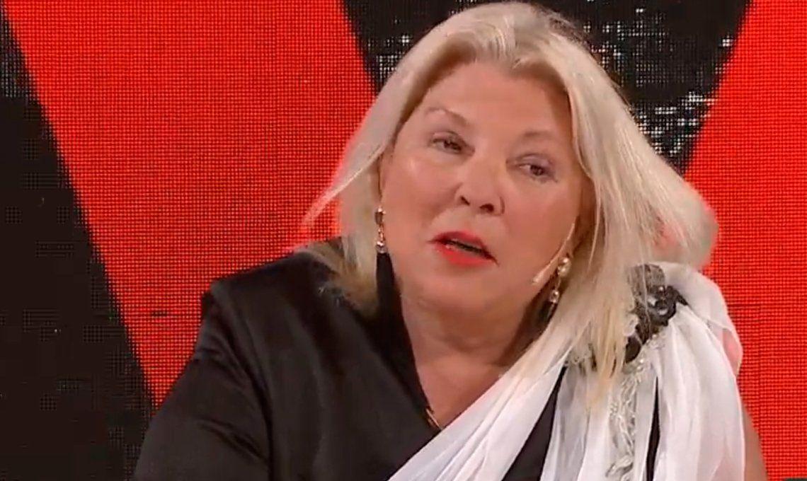 Elisa Carrió busca establecer el cupo femenino en la Justicia