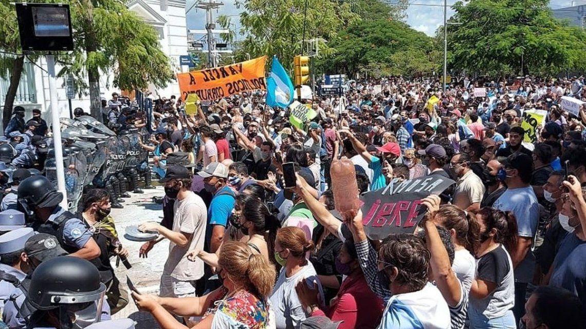 Las Naciones Unidas criticaron la violencia indiscriminada en Formosa.