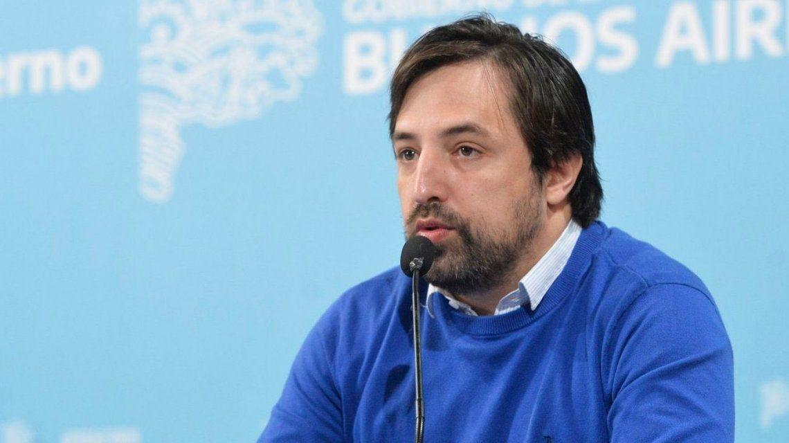 Nicolás Kreplak reprobó a Macri: Tiene muchísimos privilegios y no tiene ningún descaro en mostrarlos.