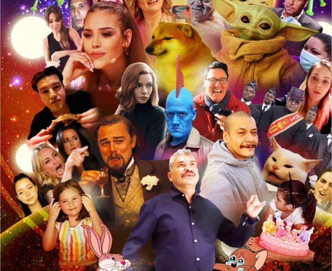 Los memes más divertidos del 2020: Cuántas veces los usaste