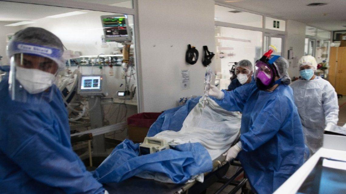 Coronavirus: 399 muertes en las últimas 24 horas.