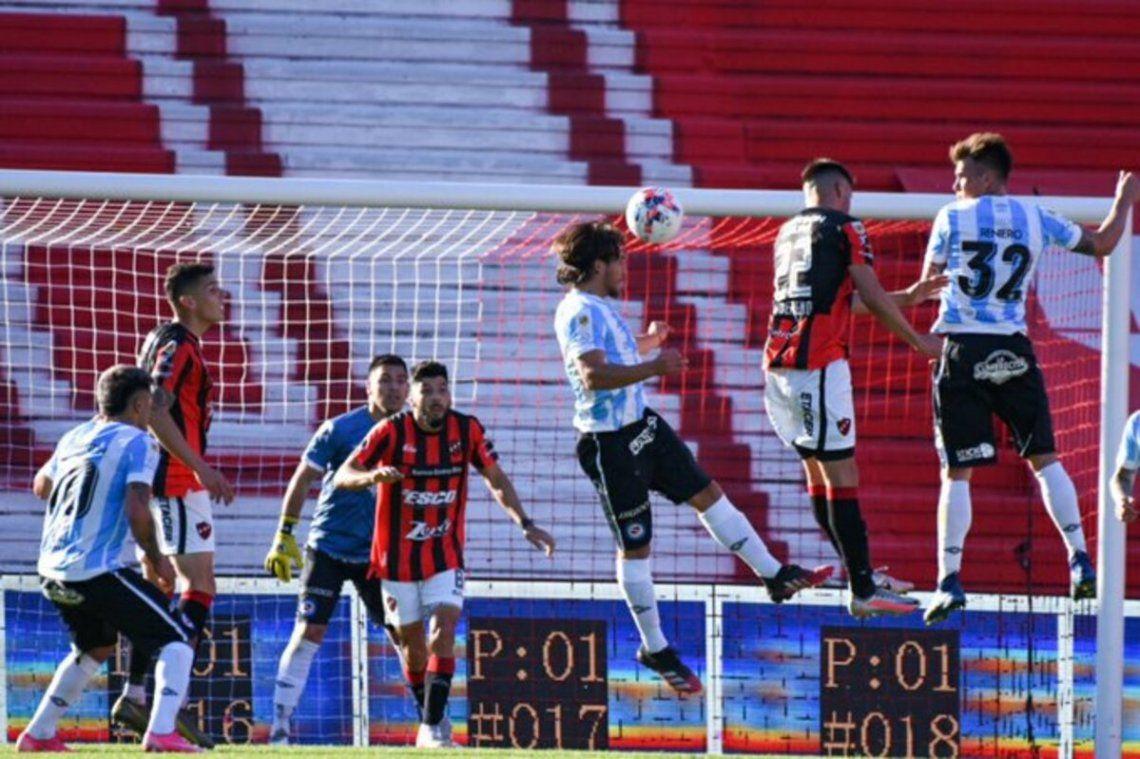 Argentinos y Patronato empataron en el Diego Armando Maradona.