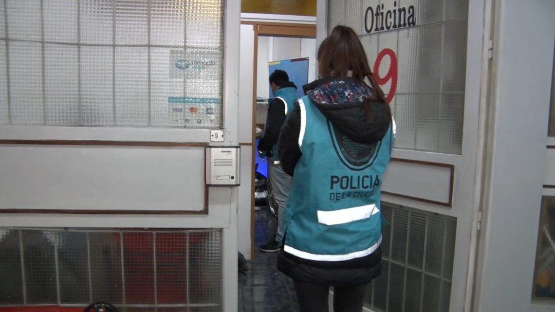 La Policía de la Ciudad desbarató una clínica estética ilegal