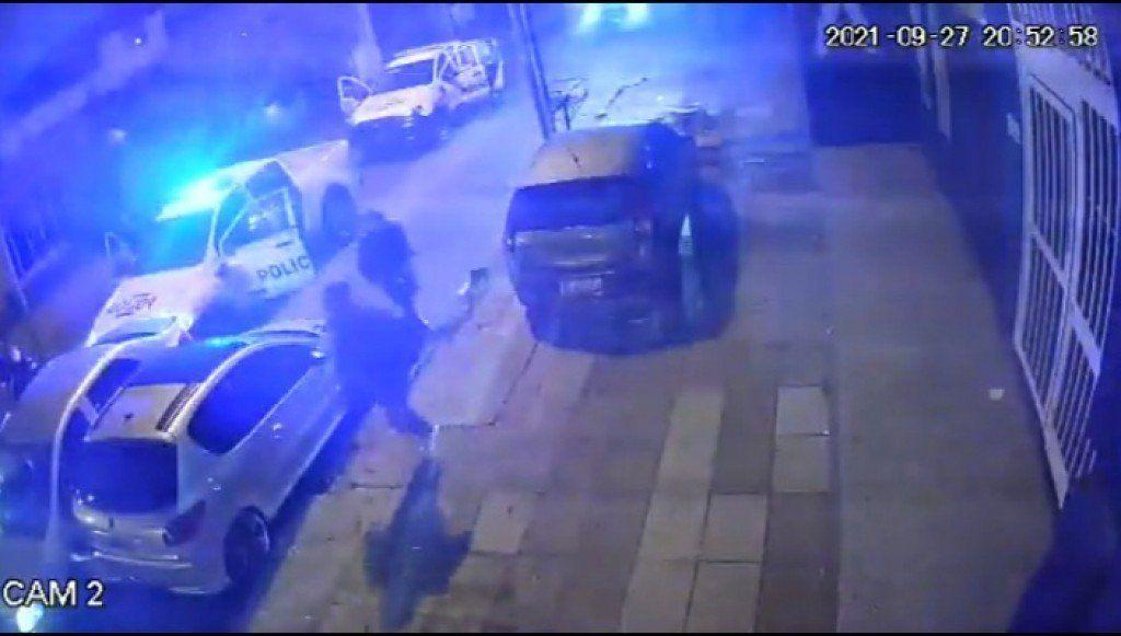 Violento tiroteo en Lomas del Mirador.