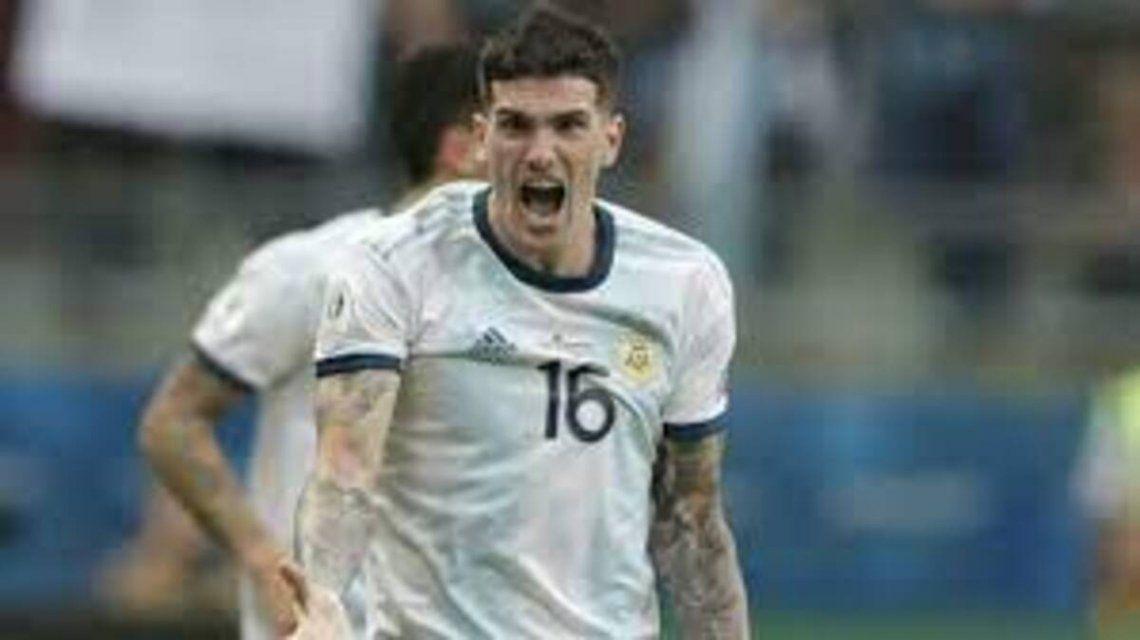 Rodrigo De Paul confía en una buena labor en la Copa América