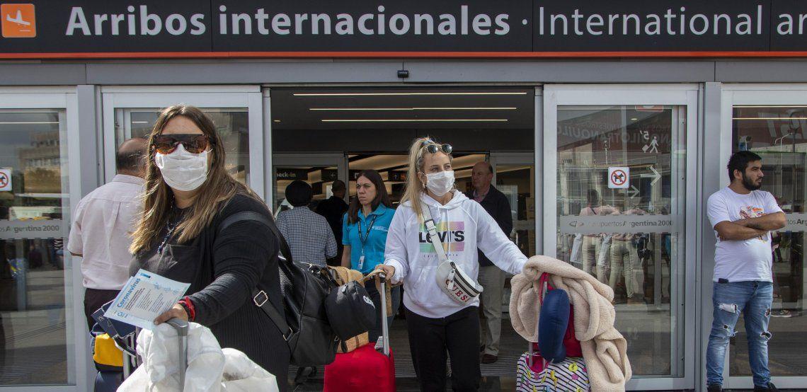 Cuarentena: quiénes estarán exceptuados de hacerla al volver al país