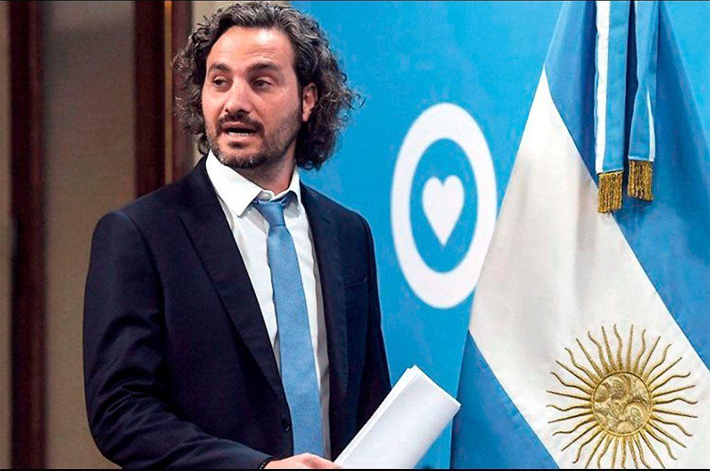Cafiero dijo que aún no hay determinación oficial sobre regalar pasajes a extranjeros