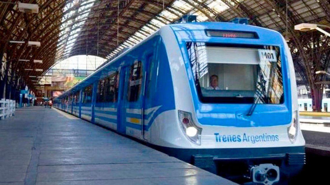 El ferrocarril Mitre tendrá este lunes un diagrama especial.