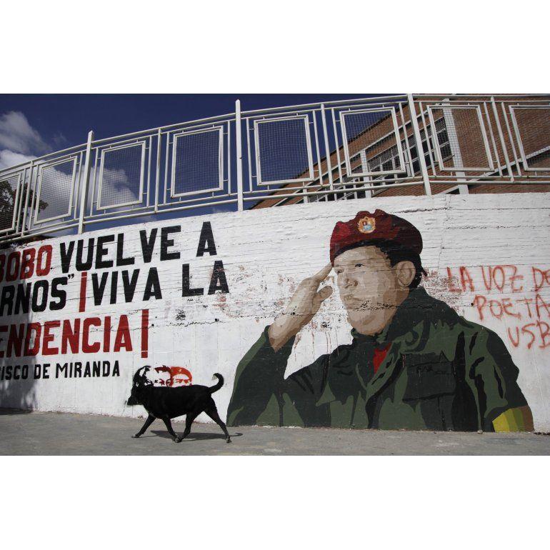 Chávez: su vida, su carrera y su impronta política