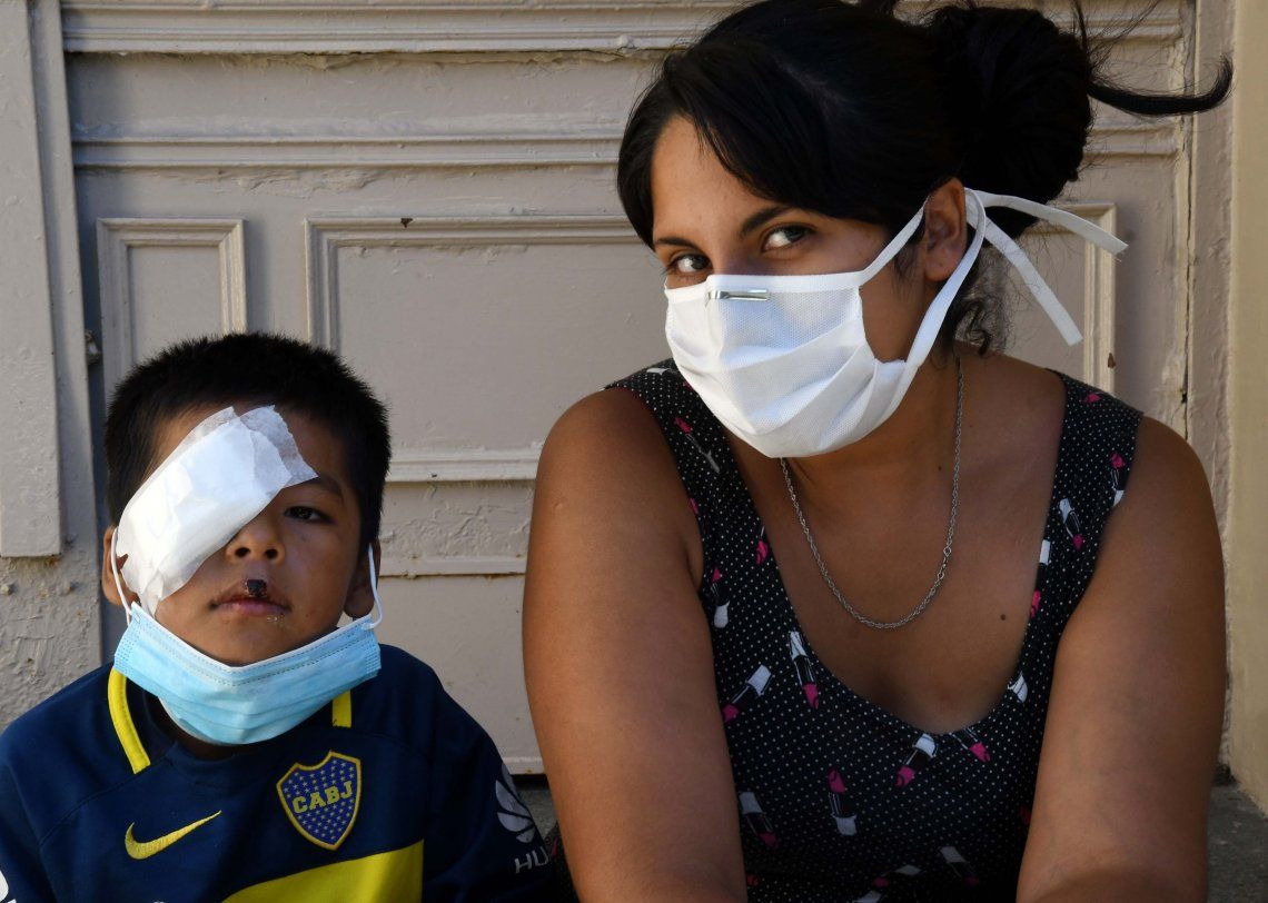 Año Nuevo: heridos en hospitales de Quemados y Santa Lucía