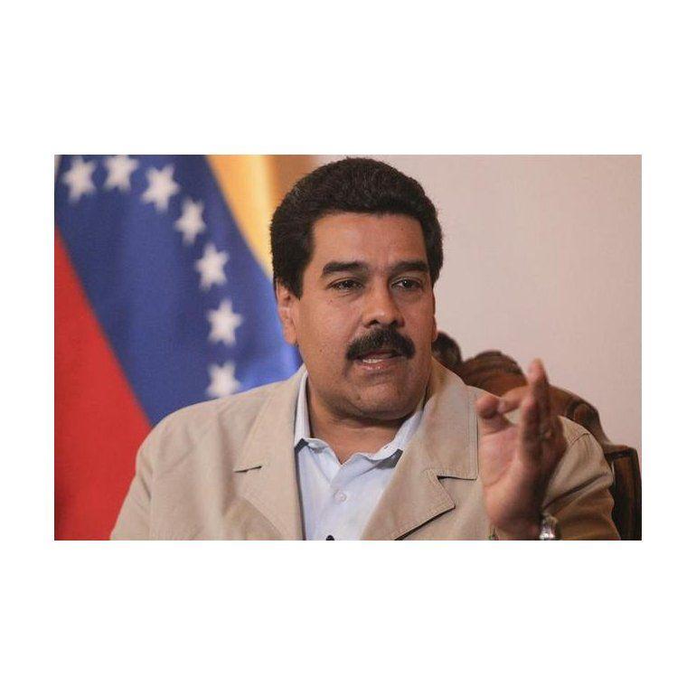 Para Maduro, Chávez influyó en la designación del nuevo Papa
