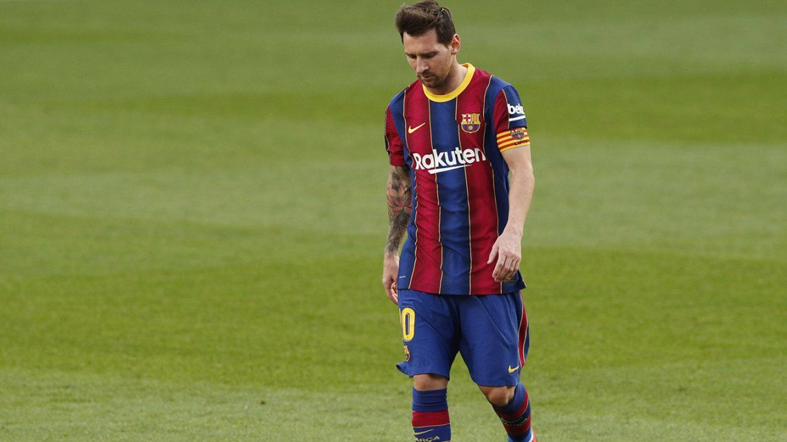 Liga de Campeones: Koeman no convocará a Messi para viajar a Ucrania