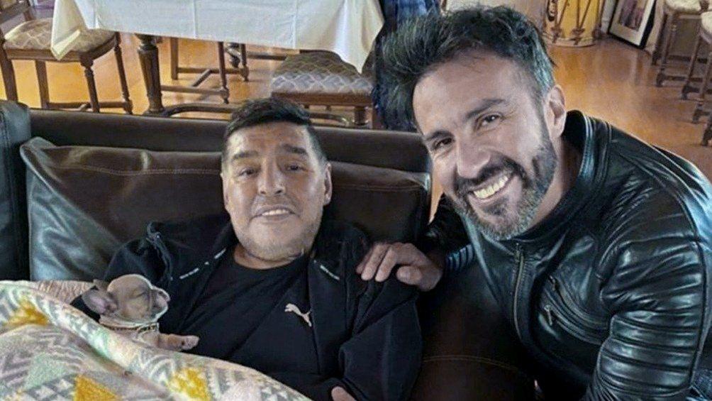 La muerte de Maradona: Luque y Cosachov