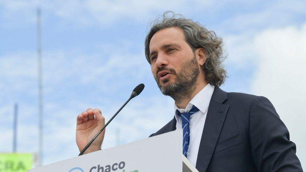 Santiago Cafiero: No hay que relajar los cuidados