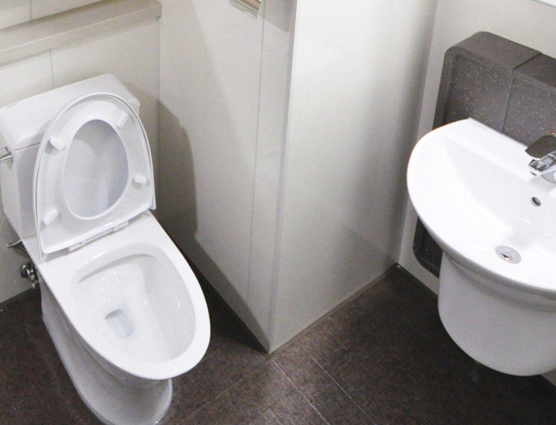 Muchos no cuentan con un espacio para realizar las tareas de higiene