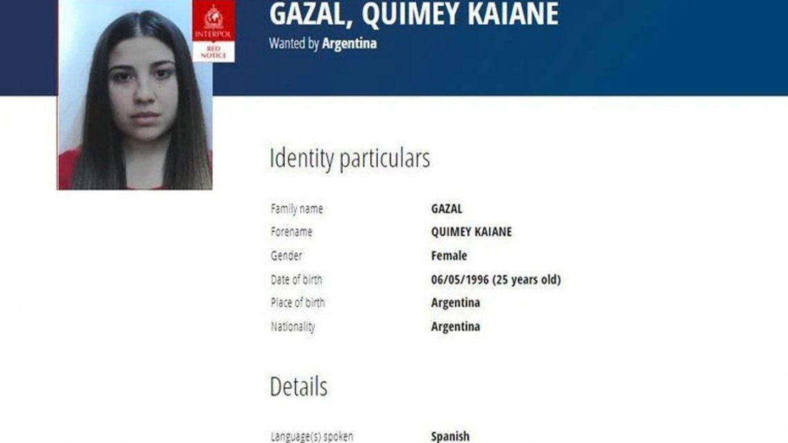 Detienen a una de las mujeres más buscadas por Interpol.