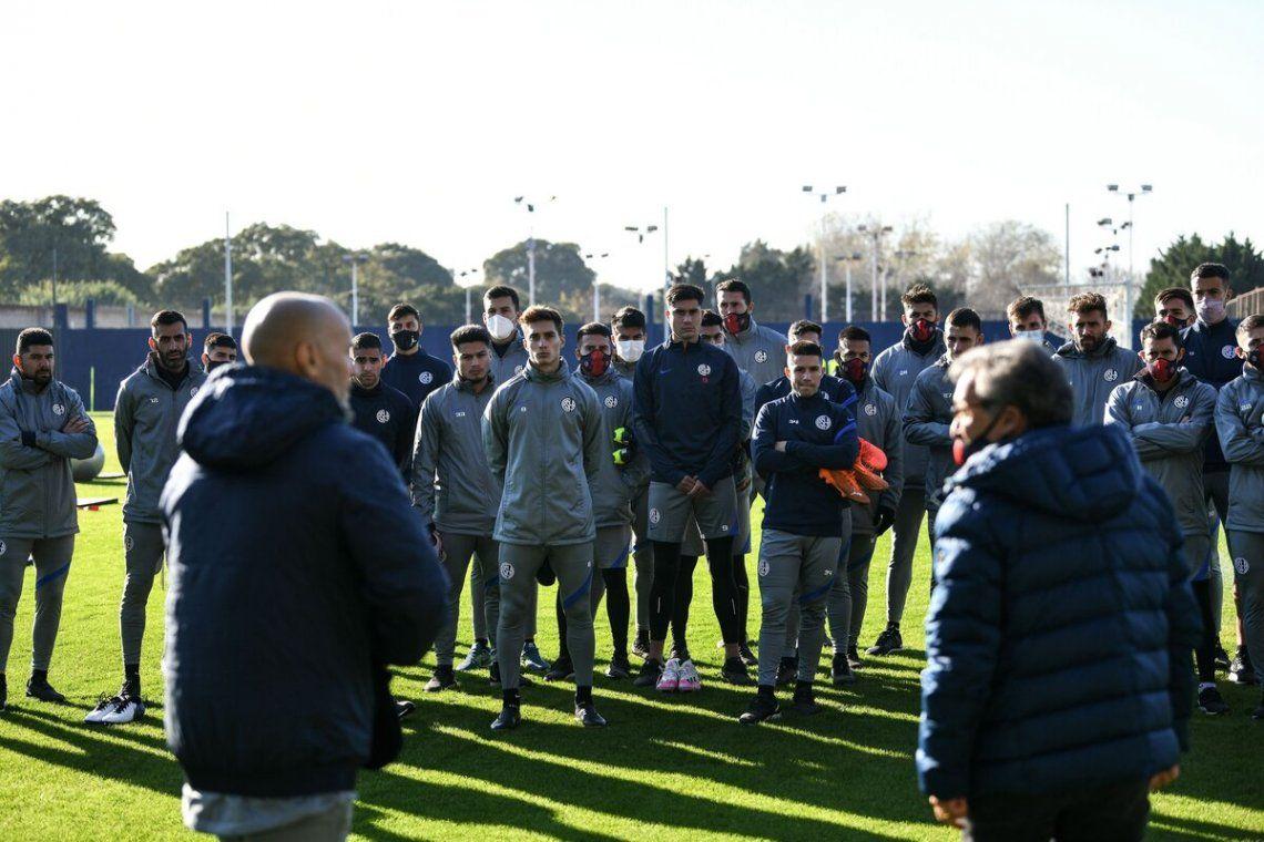 San Lorenzo renueva sus ilusiones con Paolo Montero.