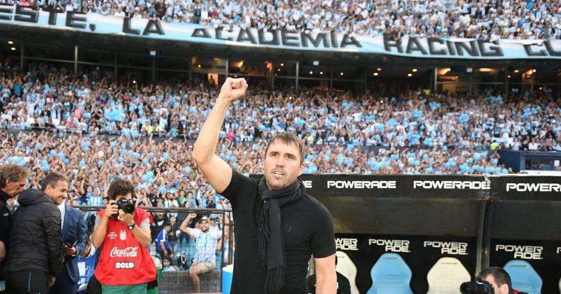 Eduardo Coudet dejará de ser el DT Racing: en diciembre firmará con Inter de Porto Alegre