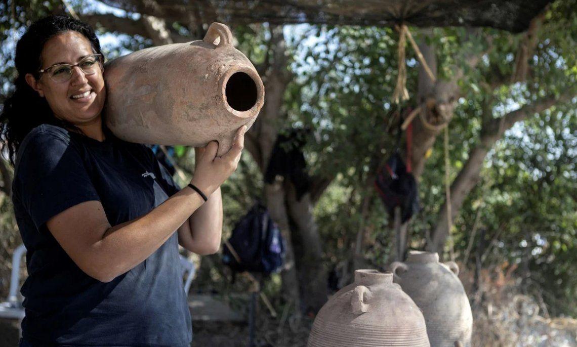 Israel: descubren un complejo de producción de vino de hace 1.500 años