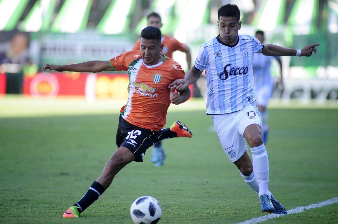 Banfield intentará sorprender a Atlético Tucumán