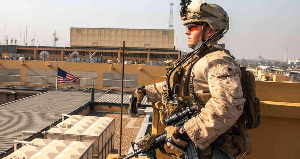 Asesinato de Soleimani: Irak exige la expulsión de los soldados estadounidenses