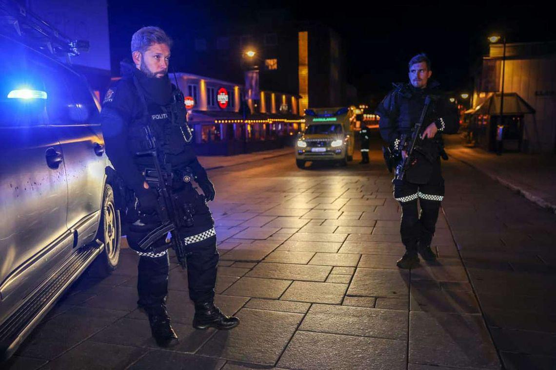 Noruega: cinco muertos en un ataque.
