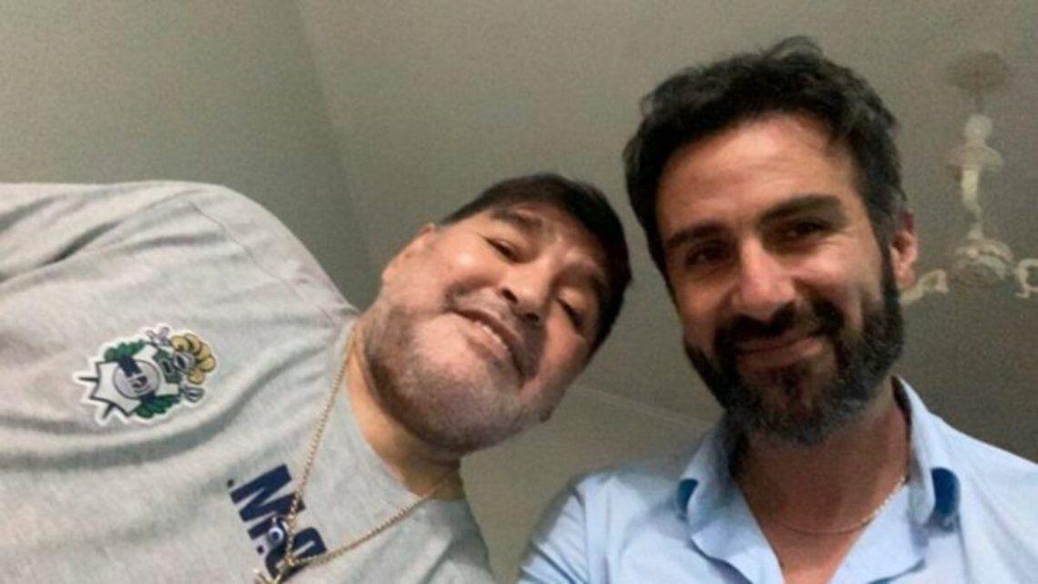Entre los citados a indagatoria por la muerte de Maradona está el neurocirujano Leopoldo Luque