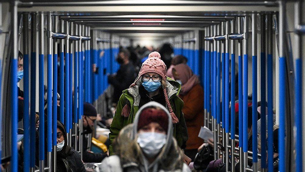 Rusia: nuevo récord de muertes por coronavirus en un día