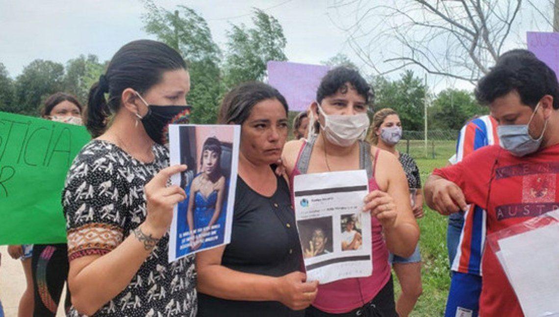 Campana: hallan muerta de un escopetazo a una chica de 16 años y buscan al novio prófugo
