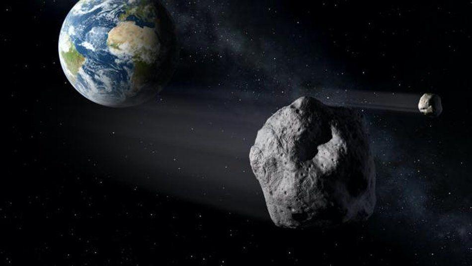 La NASA anuncia que siete asteroides se acercan a la Tierra