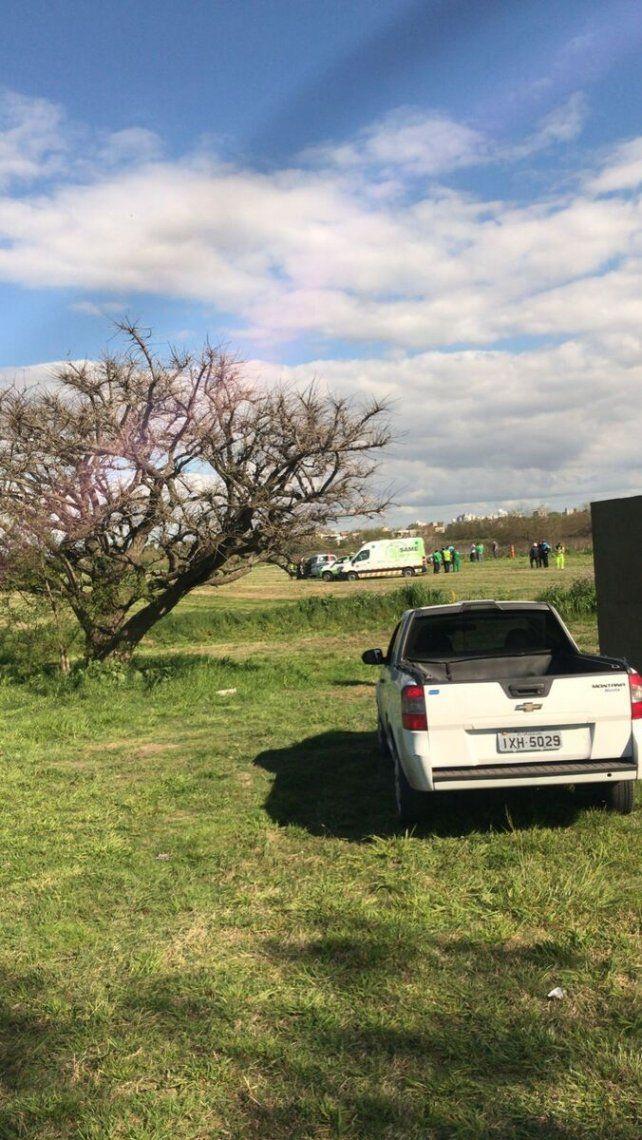 Cayó una avioneta en Berazategui: dos muertos